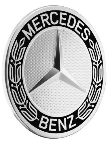 Mercedes-Benz Coperchio Mozzo Ruota Coprimozzo Stelle Corona di Alloro 4 Origin