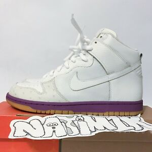 new style c8e56 929a4 Image is loading 2005-Nike-Supreme-Dunk-High-Deluxe-MITA-OSTRICH-