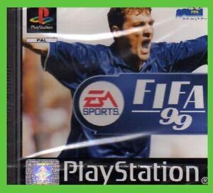 FIFA-99-sealed-ITALIANO-calcio-soccer-football-NUOVO-PS1-SIGILLATO-NEW-pal