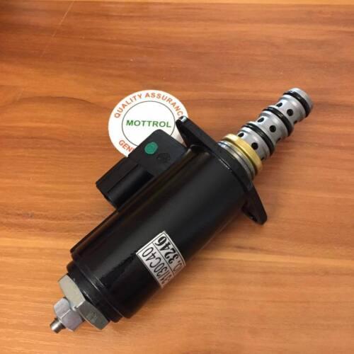 Hydraulic Solenoid YN35V00018F2 KDRDE5K-31//30C40-101 for Kobelco SK200-6//230-6