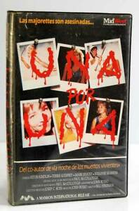 Una-por-Una-The-Majorettes-VHS-Mid-West