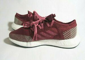 Adidas PureBOOST Go Womens Shoes Maroon