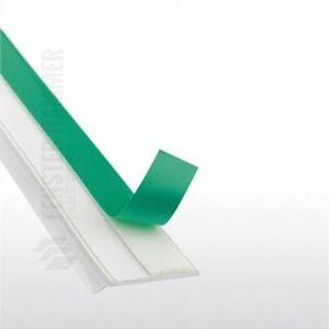 Das Bild Wird Geladen Flachleiste Fensterleiste Abdeckleiste Kunststoffleiste Verleistung Mit Lippe