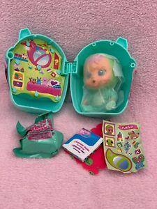 Kanga Cry Babies Magic Tears Bottle House Series Doll Mostly Sealed