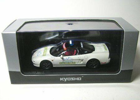 vendita scontata KYOSHO 1 43 Honda NSX Type Type Type R Suzuka Circuit Official auto DIE-CAST modello auto  tutto in alta qualità e prezzo basso