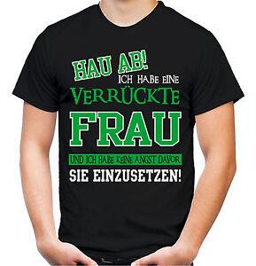 frauentag sprüche Verrückte Frau T Shirt | Superheld Damen Frauen Sprüche Kostüm  frauentag sprüche