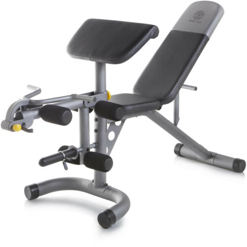 Arm Curl Machine Bicep Preacher Exercise Equipment Olympic Bench Incline Legs