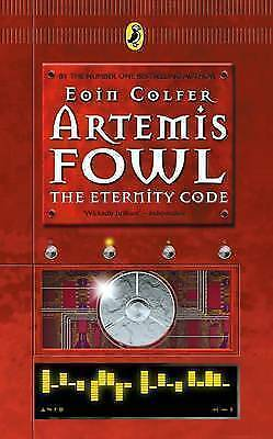 """""""AS NEW"""" Colfer, Eoin, Artemis Fowl: The Eternity Code, Paperback Book"""