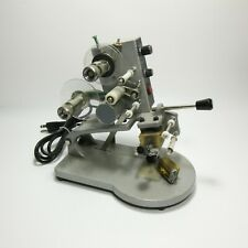 New Listing110v Dy 8 Manual Ribbon Coding Hot Foil Stamping Machine Batch Date Code Printer