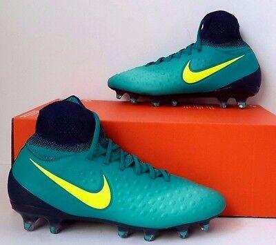 Nike JR Magista Obra II FG 2 youth soccer football cleats 844410-375 size 5.5 US