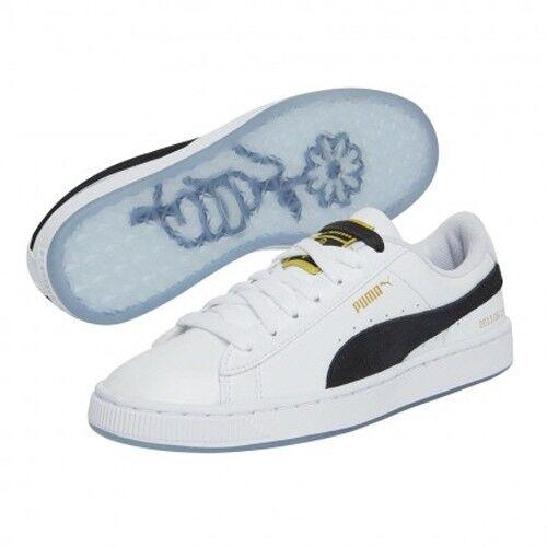 Puma Zapatos De Patente X cesta BTS (+ Billete de la foto) - Mercancías Oficiales