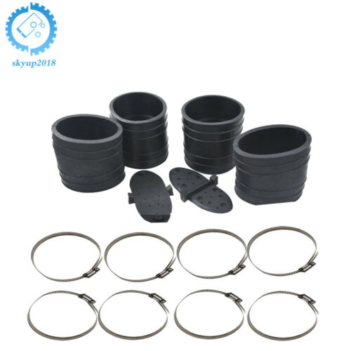 Exhaust Y-pipe Kit 807166A1 Hose Bellows 32-14358T Fit for Mercruiser 1998 /&Up