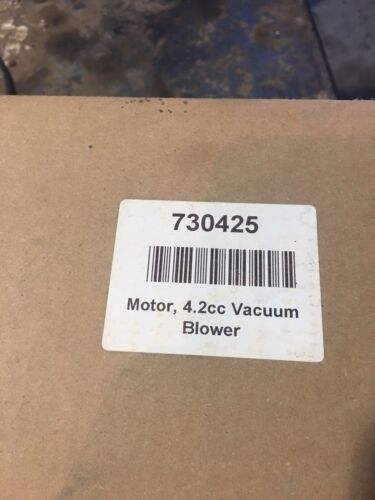 Precision Planting 4.2 cc Vacuum Motor New Part Number Crosses Over To 730495
