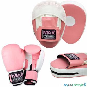 Metal Boxe PB480 - Guantes de boxeo, color rosa - rosa, tamaño 8 oz