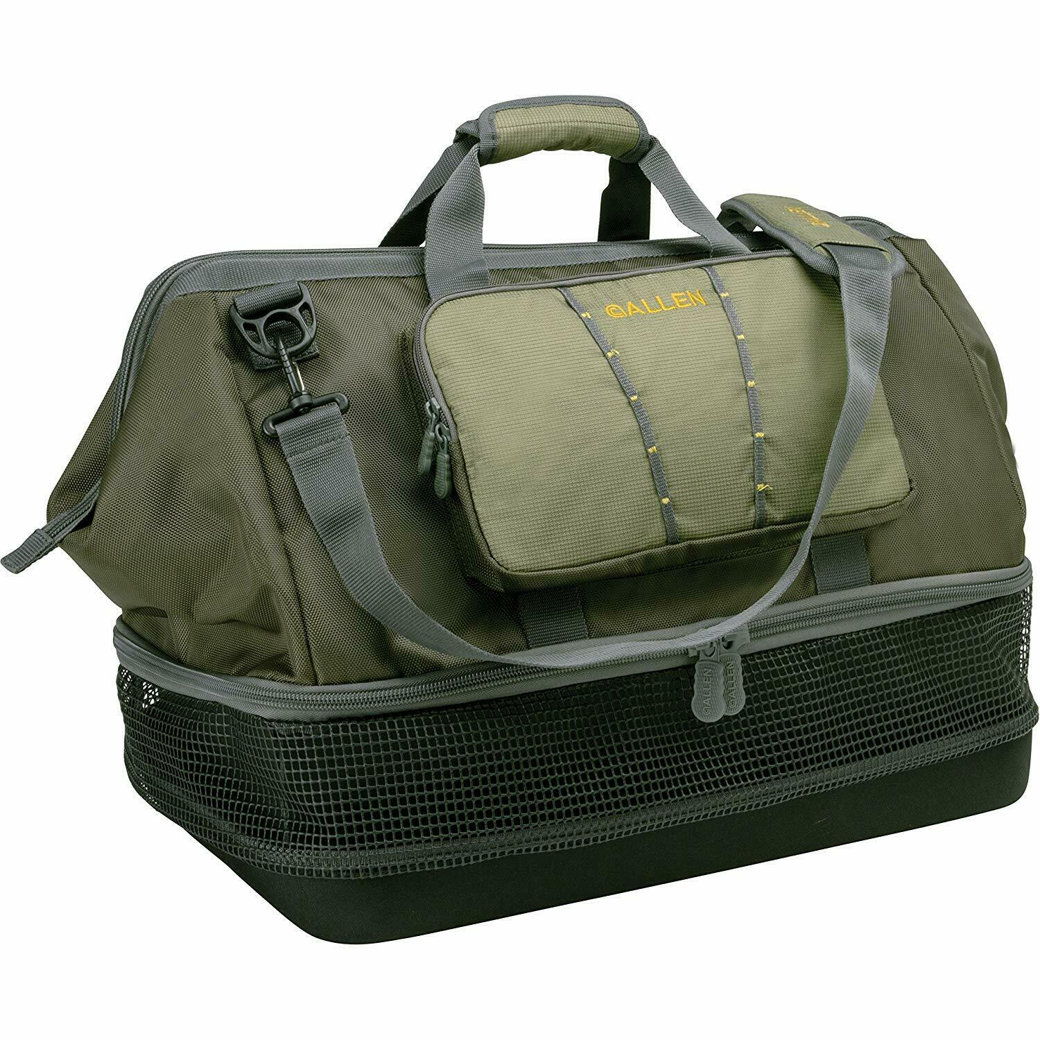 Heavy Duty Hunting Bag with Separate Wet and Dry Storage