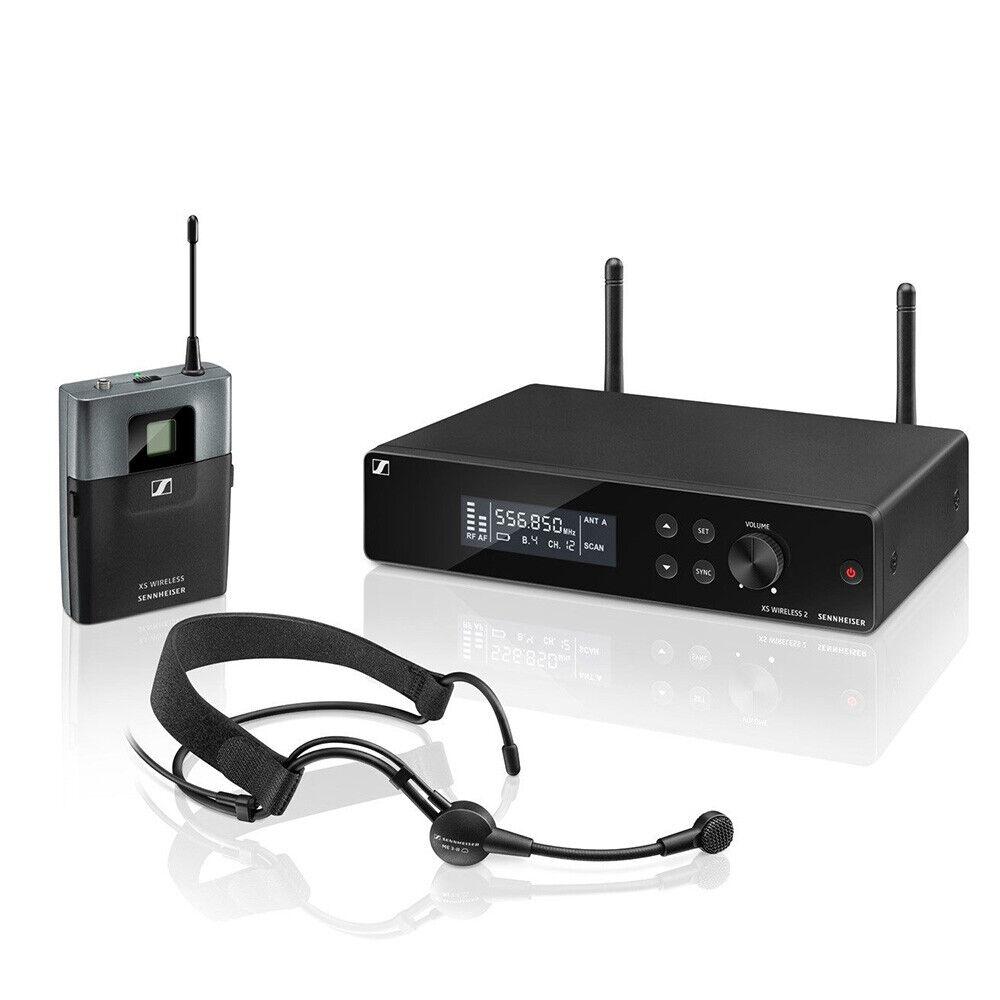 Sennheiser XSW2-ME3 Headmic Set Headset Wireless System