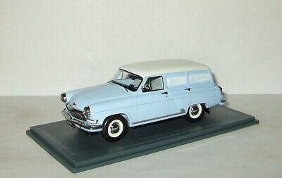 Volga GAZ 22 Ambulance 1966 NEO for VVM resin 1:43 RARE
