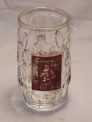 "VINTAGE ANHEUSER-BUSCH  NATURAL LIGHT BEER GLASS MUG  12 OZ 5/"" TALL"
