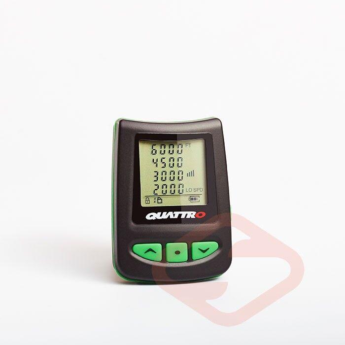 nuovo L&B Quattro cielodive Electronic Digital Audible Altimeter