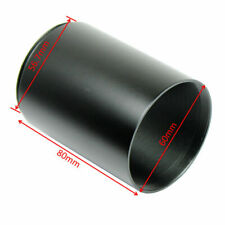 Metal Tactial Sunshade Tube Shade for Rifle Scope With 50mm Objective Lens