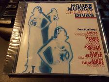 House Music's Greatest Divas by Various Artists (Album CD, Apr-1996, Mic Mac)NEW