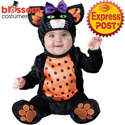 CK1319 Mini Meow Pet Kitty Cat Animal Infant Baby Halloween Fancy Dress Costume