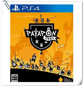 PS4-Patapon-SONY-PLAYSTATION-Music-amp-Party-Games-SCE