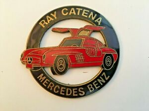 Vintage Ray Catena Mercedes Benz Dealership New Jersey ...