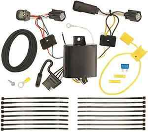 Trailer-Wiring-Harness-Kit-For-17-19-Buick-Encore-All-Styles-Plug-amp-Play-T-One