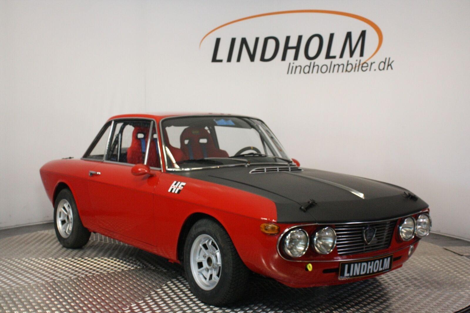 Lancia Fulvia 1,3 Rally 2d