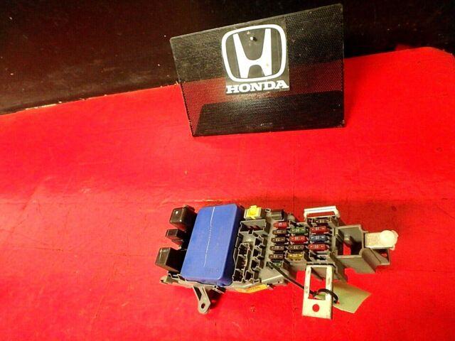 94 95 96 97 Honda Accord In Under Dash Fuse Relay Box Oem