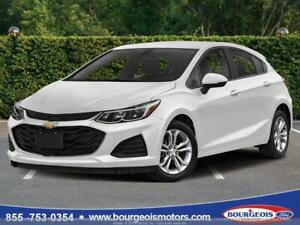 2019 Chevrolet Cruze LT  - Apple CarPlay -  Android Auto