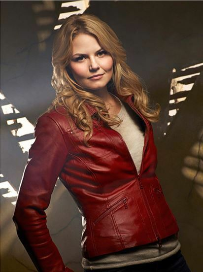 Once Upon a Time   Jennifer Morrison   Emma Cigno black   da women red 568a2a