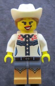 LEGO Collectible Series Cowgirl col116 Minifigure Series 8 col08-4 - Deutschland - LEGO Collectible Series Cowgirl col116 Minifigure Series 8 col08-4 - Deutschland