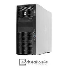 HP Z820 Workstation 2x Xeon E5-2695v2 12-Core 64GB RAM SSD 500GB FirePro s10000