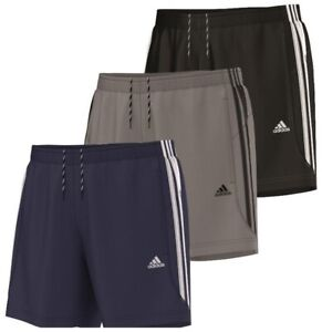 sold worldwide best authentic authorized site Détails sur Homme Neuf Adidas Chelsea Climalite Short Running Gym  Fitness-Noir Bleu Marine Gris- afficher le titre d'origine