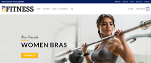 Dropshipping-Fitness-Store-Professional-Website-Turnkey-Business-For-Sale