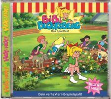 CD * BIBI BLOCKSBERG - HÖRSPIEL 019 - DAS SPORTFEST # NEU OVP KX