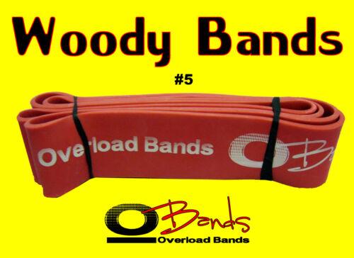 WOODY BANDS #5 O-BANDS