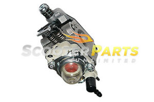 Details about Performance Carburetor Parts 29cc Stand Up Gas Scooter Chung  Yang CY29RC R290