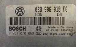 Details about TUNED !!! VW PAT ECU 1.9 TDI 90 AHU 038906018FG IMMO on