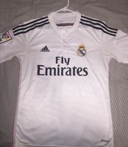online retailer 6a922 988aa Details about Gareth Bale Real Madrid Jersey