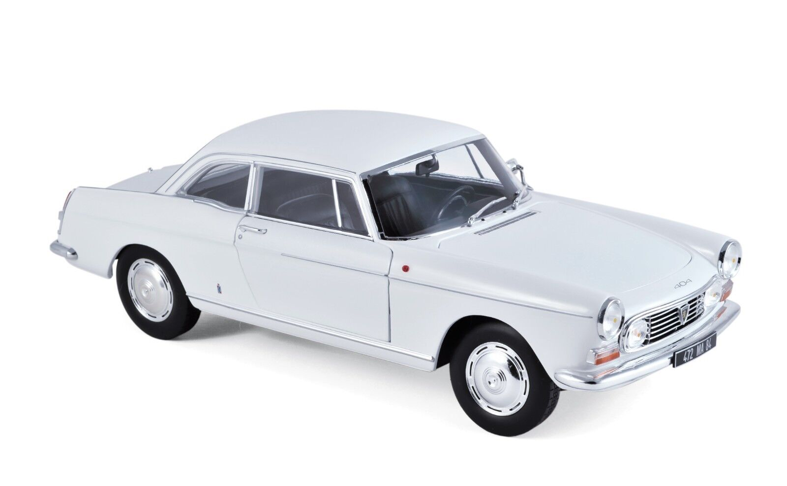 NOREV  184831- PEUGEOT - 404 COUPE COUPE COUPE 1967   1 18 Norev 666d89