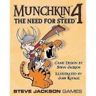 Steve Jackson Games Munchkin 4 - The Need for Steed