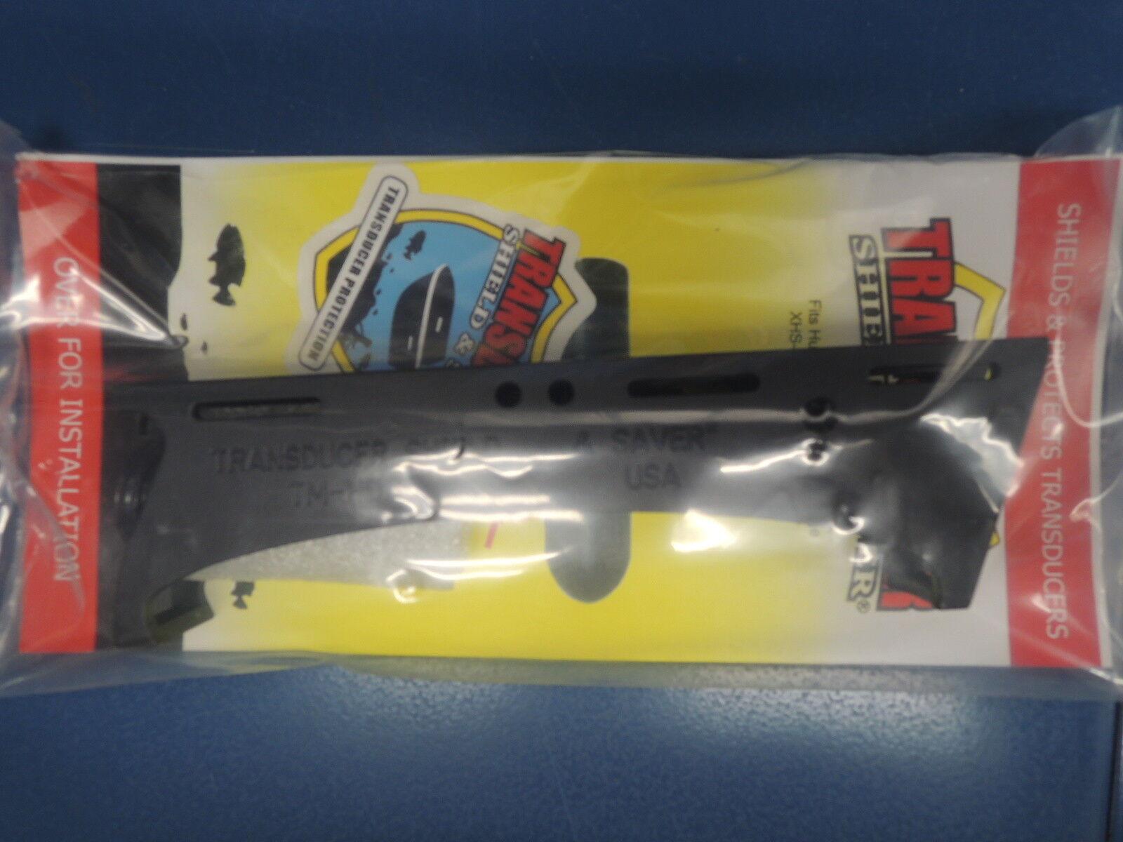 TRANSDUCER SHIELD & SAVER TM-HDSi for Humminbird High Def. Side Image FishFinder