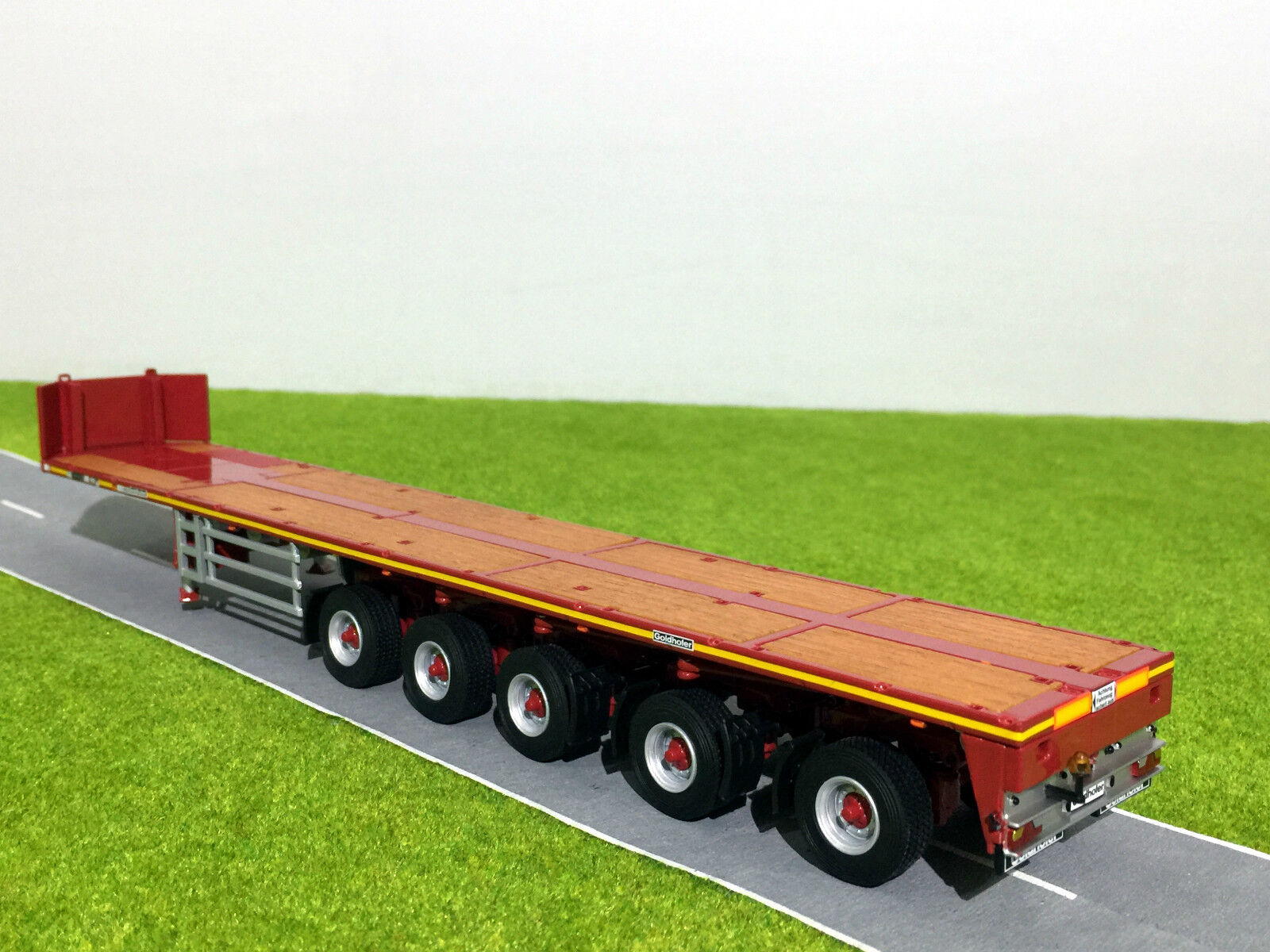 WSI modelos de camión, remolque de lastre orohofer Eje 5, 1 50