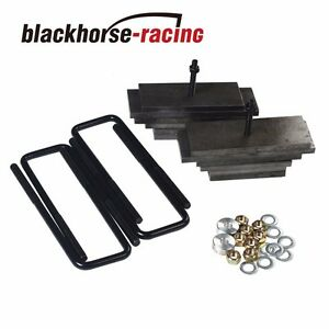 """New 3""""+ Front Leveling lift kit Fits For 1999-2005 FORD F250 Superduty 4x4"""