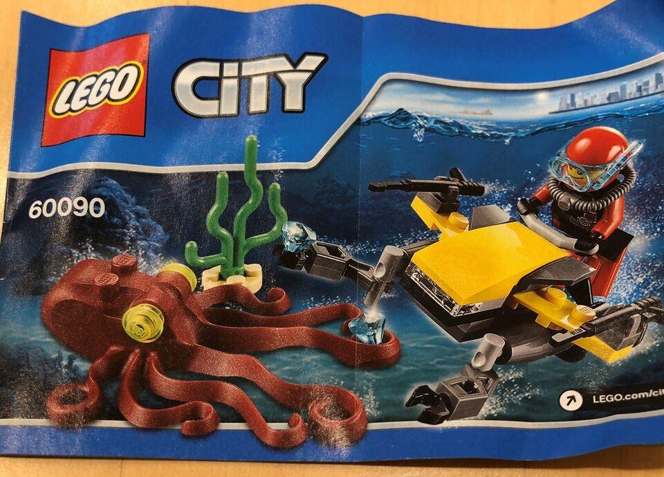 Lego City, 60090