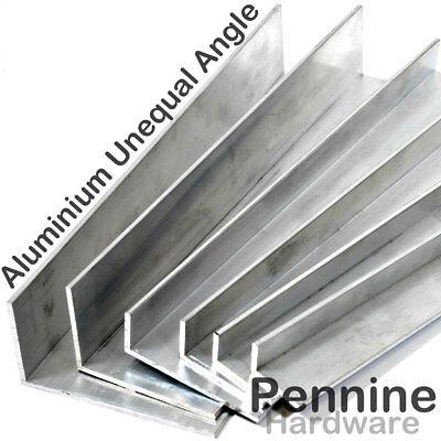 Length 2000 mm Aluminium Extruded Angle Various Sizes