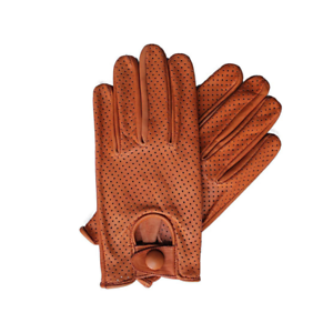 Mens-Classic-Retro-quality-Chauffeur-Soft-Mesh-Lambskin-Leather-Driving-Gloves
